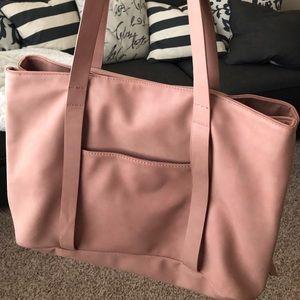 Blush Pink Tote Bag